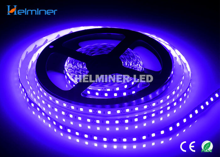 blue color smd 2835 led strip , led extrusion  strips