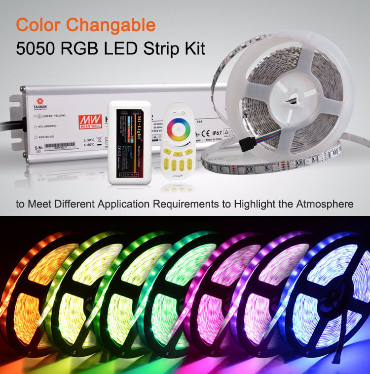 5050 rgb flexible led strip , 5050 rgb led strip
